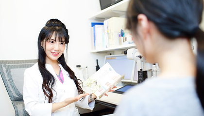 眼科専門医による目と美容の総合医療